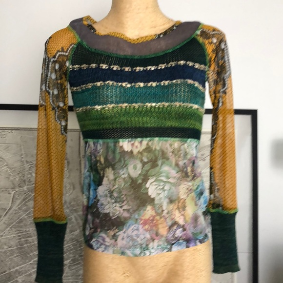New LULU H top size S M